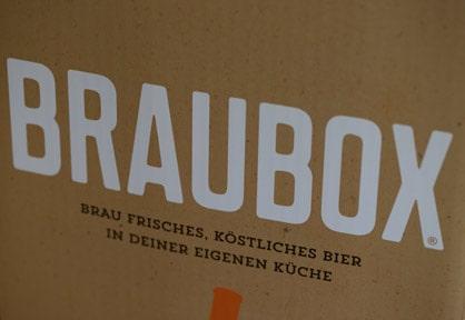 Braubox: Bier brauen