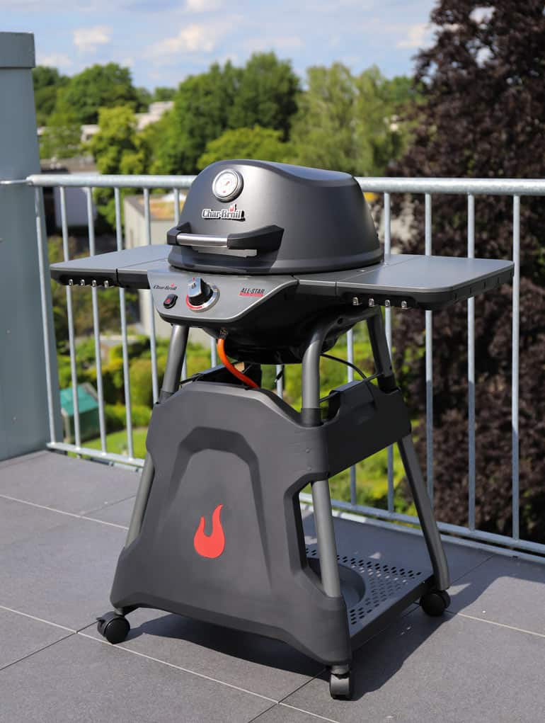Char Broil All-Star 120 Gas